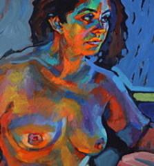 Portrait of Susan, Piotr Antonow