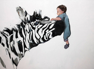 Zebra Hold Up, Amberlee Rosolowich