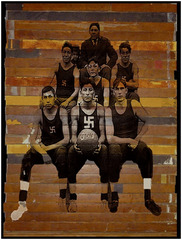 Navajo Swastika Team ,kyle farley