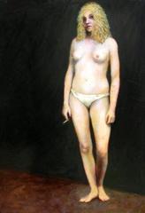Young Woman I, David Settino Scott