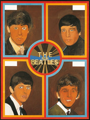 The 1962 Beatles, Peter Blake