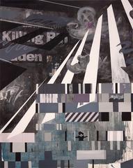 Las Noticias, Killing Bin Laden detail, Francisco Moreno