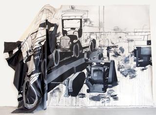 Assembly Line, Francisco Moreno