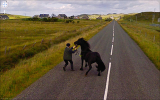 A858, Eilean Siar, United Kingdom, Jon Rafman