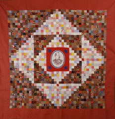 Grover Cleveland Quilt,
