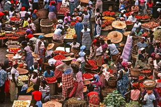 Makola Market, Janet Milhomme