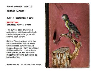 Second Nature, Jenny Honnert Abell