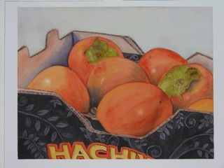 Persimmons, Yvonne Newhouse