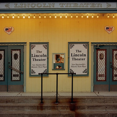 The Lincoln Theater, Aaron Blum