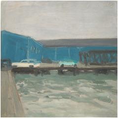 The Water\'s Edge, Alex Katz