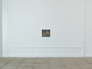 Installation view,Scott Olson