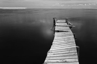 Pier to Nowhere , Mark Comon