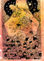 Great American Bubble Machine, Molly Crabapple