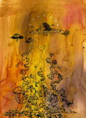 Unfamiliar Stars, Molly Crabapple