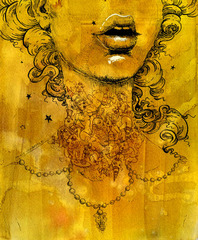 Ink, Molly Crabapple