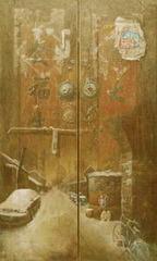 画家记事本, Wang Peikun