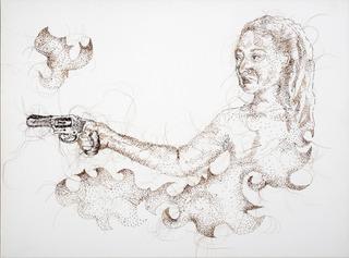 La Gancha #3, Rosemary Meza-DesPlas