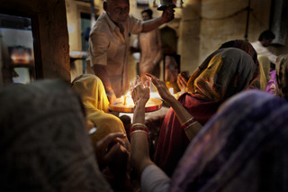 Touch of Fire/India, Lawrence Manning