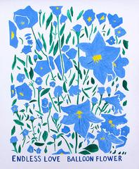 Endless Love/Balloon Flower, Sally Apfelbaum