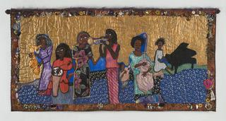 """""""Women In Jazz"""" 2011, Dindga McCannon"""