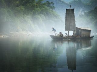 Yishan Island, Voyage (Ten Thousand Waves), Isaac Julien