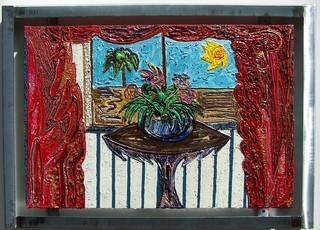 Red Curtain, Jose Acosta