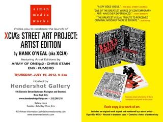 XCIA\'s Street Art Project,