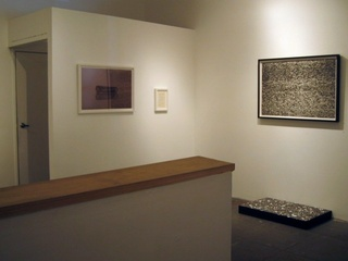 solo show installation view, David E. Stone