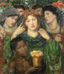 The Beloved (\'The Bride\')  , Dante Gabriel Rossetti