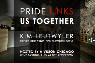 Pride Links Us Together, Kim Leutwyler