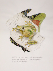 The Tree Frog (from the series A Brownnosers Story), Bill Burns