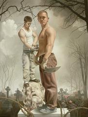 Gravedigger, Wes Hempel
