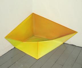 Ara_Pacis_Yellow_Corner, Yvette Cohen