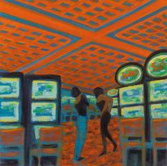 LV36 (Orange Roof), Jane Dickson
