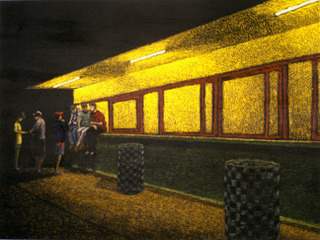 Penn Car Speedway Concession, Jane Dickson