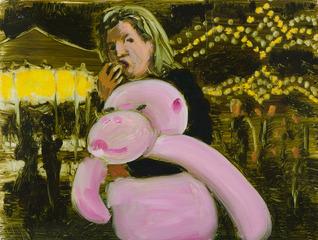 HH16 (San Genaro Pink Pig), Jane Dickson
