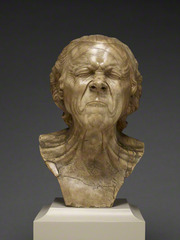 The Vexed Man , Franz Xaver Messerschmidt
