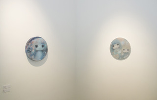 Installation view of ob, JNTHED, Haruka Makita, ob