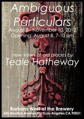 Ambiguous Particulars, Teale Hatheway