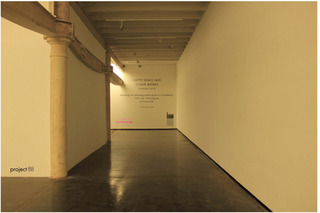 Installation View,Shreyas Karle