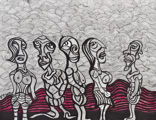 Untitled, Edward Teeuw