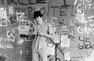 Jordan in the Punk Shack , DAVID MARKEY