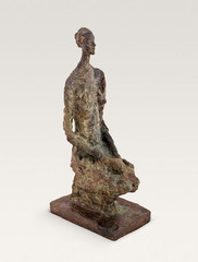 Femme Assise (Seated Woman),Alberto Giacometti