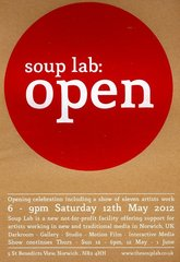 Soup Lab: Open,