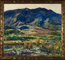 In the San Felipe Valley, Charles Reiffel
