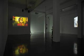 Installation View, Hu Xiangqian