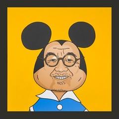 American Mouse, Roger Shimomura