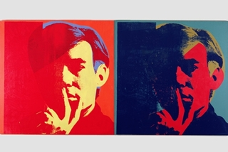 Self-Portrait,Andy Warhol