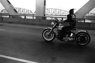 Crossing the Ohio, Louisville, Danny Lyon