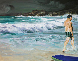 Scenes from Late Paradise: Stupidity, Eric Fischl